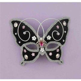 Forum Novelties Venetian Mask  MA-566 - Butterfly