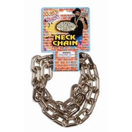 Forum Novelties Big Link Neck  Chain - Silver