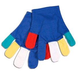 Forum Novelties Clown Gloves, Adult