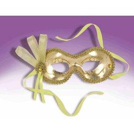 Forum Novelties Celebration Mask - Gold