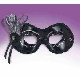 Forum Novelties Celebration Mask - Black