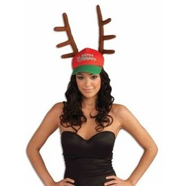Forum Novelties Santa's Favorite Reindeer Hat