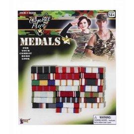 Forum Novelties Ribbon Bar Medals
