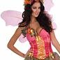 Forum Novelties Fantasy Fairies Autumn Flower Pin