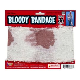 Forum Novelties Bloody Bandage (C11)
