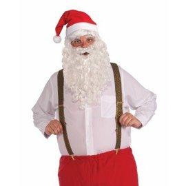 Forum Novelties Suspenders - Santa