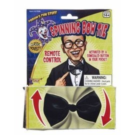 Forum Novelties Spinning Bow Tie