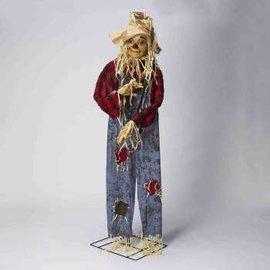 Forum Novelties Happy Scarecrow - Prop 66 inch tall