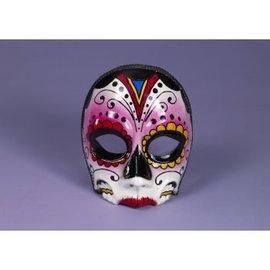 Forum Novelties Day Of The Dead Mask - Female (348)