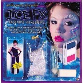 Fun World Ice Fx Frostbite Make-Up Kit