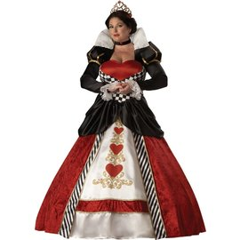 InCharacter Queen of Hearts - InCharacter - Plus Size xxl