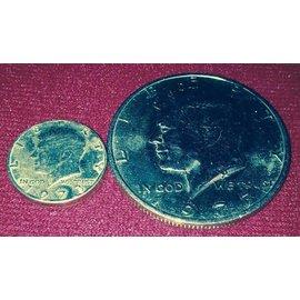 Sasco Magic Dehydrated Money - Coin (M10)