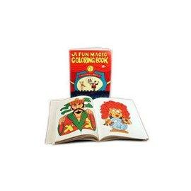 Royal Magic Fun Magic Coloring Book - 3 Way (M8)