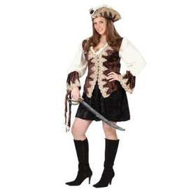 Fun World Royal Pirate Lady - Full Cut
