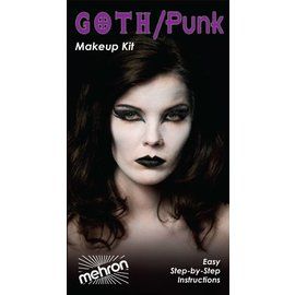 Mehron Goth/Punk Premium Character Make-up Kit (C3)
