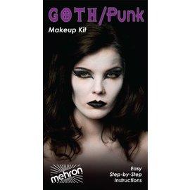 Mehron Goth/Punk Premium Character Make-up Kit (C3)