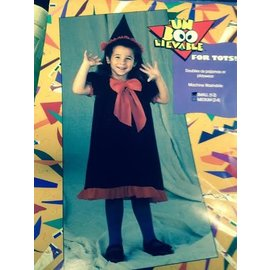 Disguise Whimsical Witch - Size 2-4