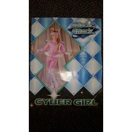 Disguise Cyber Girl - Child 7-10