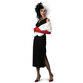 Disguise Cruella De Vil - 101 Dalmations - Disney LG 12-14