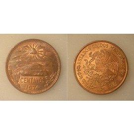 Mexican Mint - La Casa de Moneda de México Mexican Centavos,  20 Centavos Coin - Coin (M10)