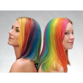 Graftobian Make-Up Company Color Hair Spray (Yellow)