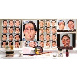 Graftobian Make-Up Company Severe Trauma Kit - Deluxe (C3)