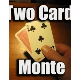 Ronjo Two Card Monte by Ronjo (M12)