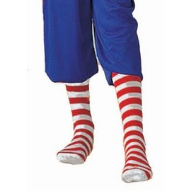 RG Costumes And Accessories Rag Doll Socks - Child Large (C2)