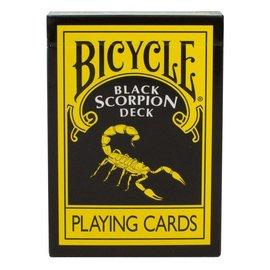 Magic Makers Black Scorpion Bicycle Deck