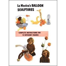 D. Robbins Balloon Sculptures by Joe La Monica - Book (M7)