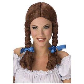 Rubies Costume Company Dorothy Wig wizard of oz.