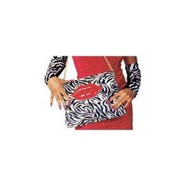 Rubies Costume Company Hot Lips Handbag