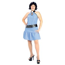 Rubies Costume Company Betty Rubble - Plus Size - The Flintstones