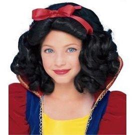 Rubies Costume Company Snow White Child Wig