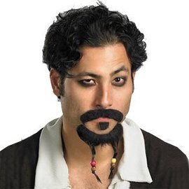 Disguise Pirates of the Caribbean Goatee & Moustache
