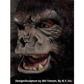zagone studios Two Bit Roar Gorilla Mask