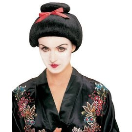Costume Culture by Franco American Geisha Girl Wig