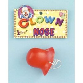 Forum Novelties Squeaky Clown Nose