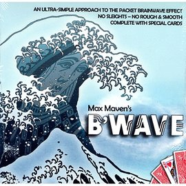 Hermetic Press B'Wave by Max Maven - Card (M10)