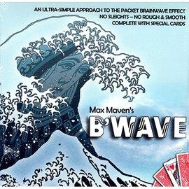Hermetic Press B'Wave by Max Maven - Card (M10)