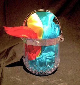 Ronjo Magic And Costumes Crystal Mirror Bucket, Watertight by Ronjo (M8/1009)