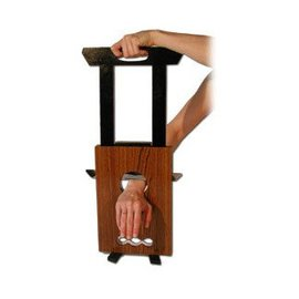 Funtime Magic Arm Chopper, Wood by FT (M8)