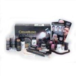 Mehron All Pro Creme Blend Makeup Kit - Fair (C3)