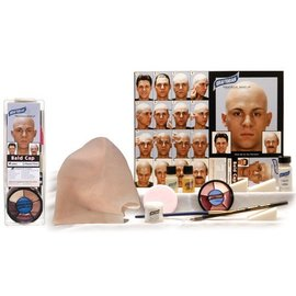 Graftobian Make-Up Company Bald Cap Kit (C3)