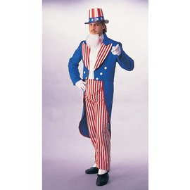 Rubies Costume Company Deluxe Uncle Sam - Large 42-44