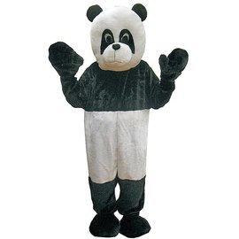 Dress Up America Panda Bear Mascot - Adult