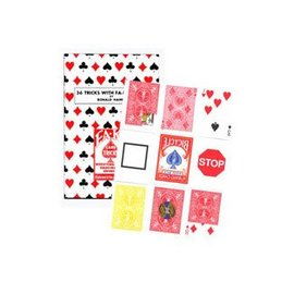 Haiens House of Cards 21st Century Fa-Ko Deck With Book  (M10)