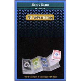 Henry Evans 3D Advertising