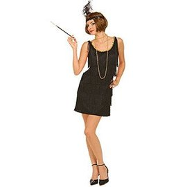 Forum Novelties Flapper Black  - XL 14-18