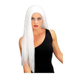 Forum Novelties Long Angel, White - Wig